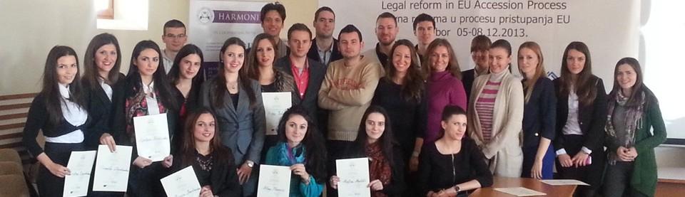 Harmoniusova Škola prava Zlatibor 2013