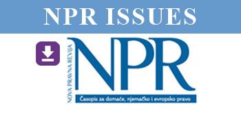 NPR Issues